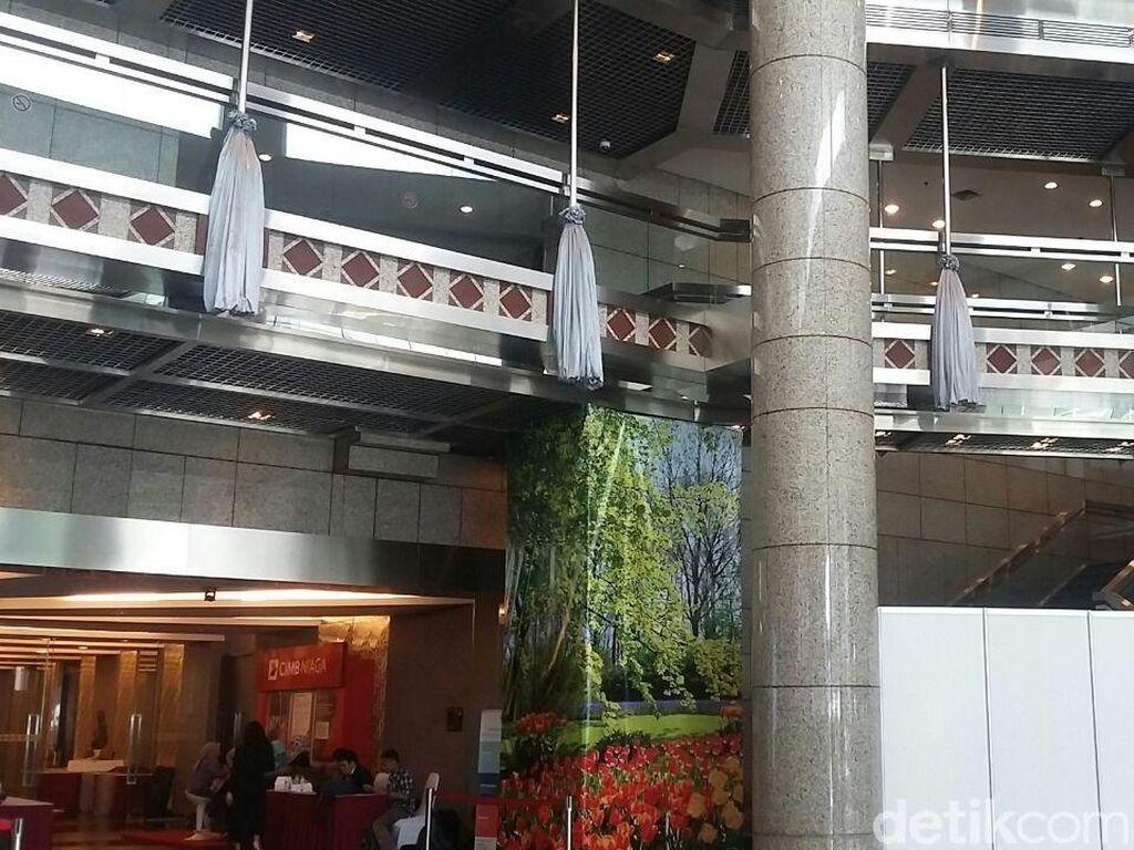 Indonesia Eximbank Masih Buka Meski Tower II Gedung BEI Ditutup