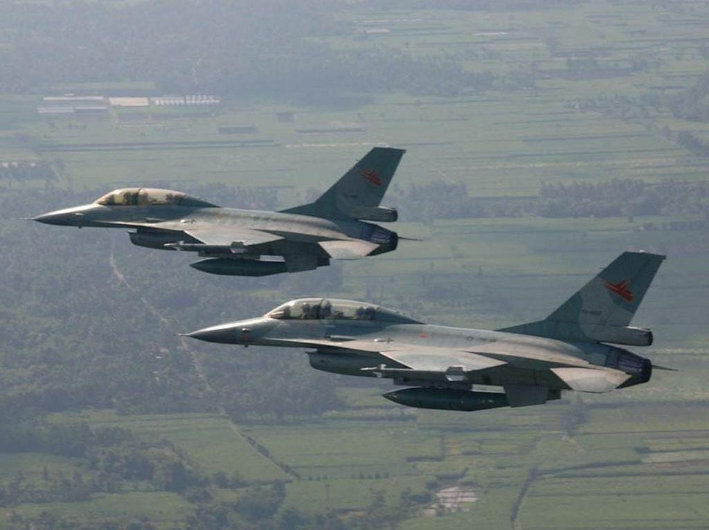 Perkuat Maritim Air Strike, TNI AU Amankan Laut Nusantara