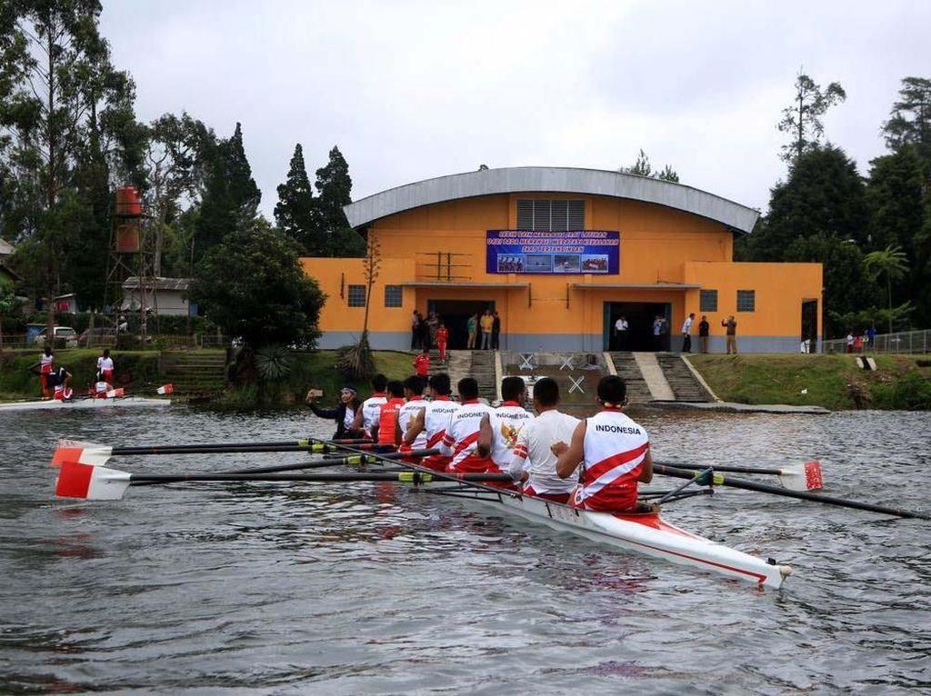 Tim Rowing Indonesia Terancam Tak Bisa Uji Coba ke Australia