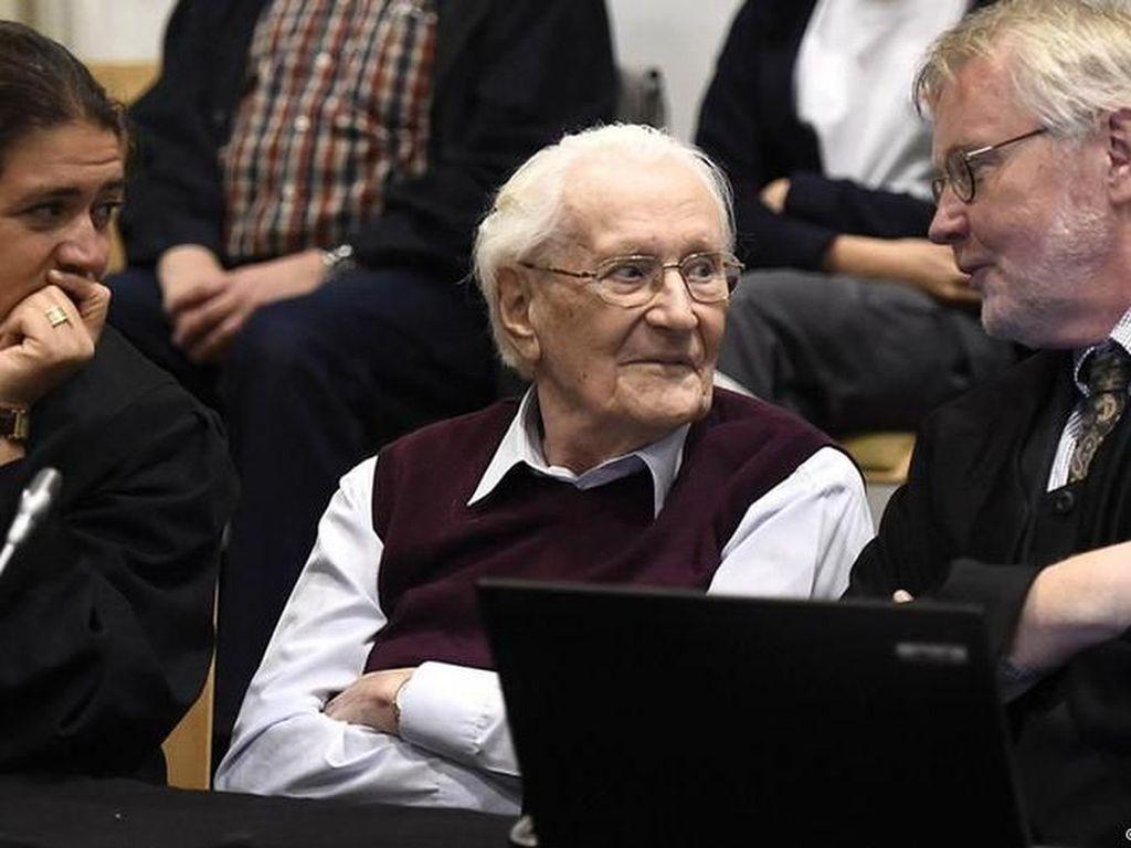 Eks Bendahara NAZI di Kamp Konsentrasi Auschwitz Minta Pengampunan