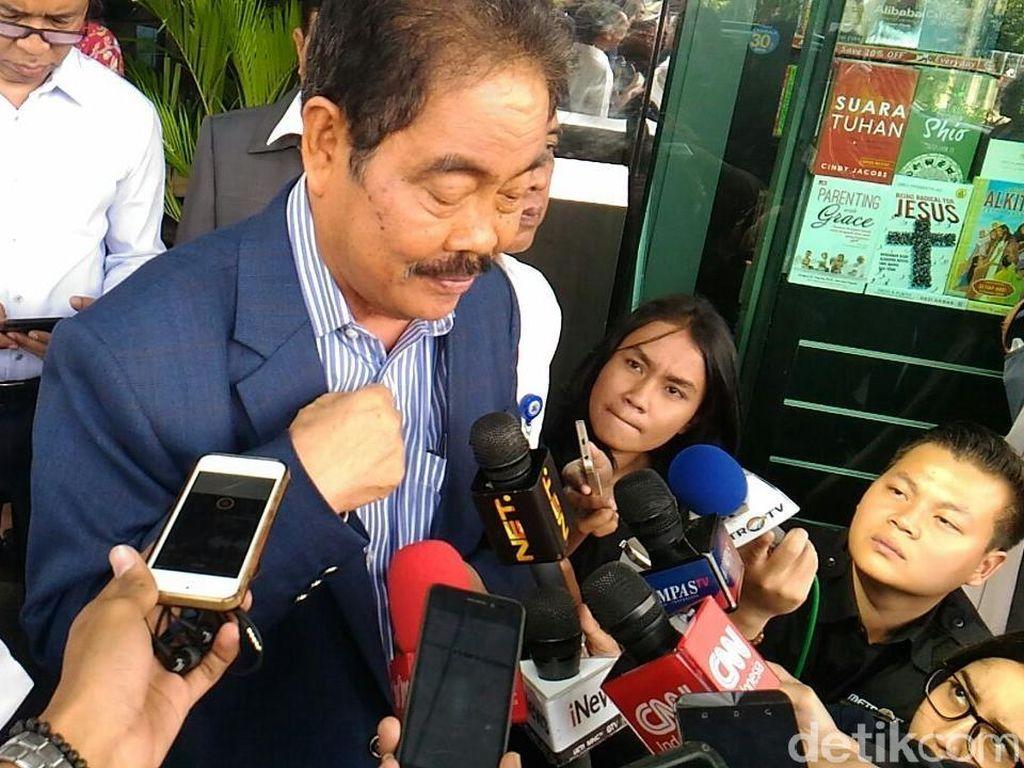 Rektor Sambangi RS Siloam, Cek Mahasiswa Korban Selasar BEI Ambruk