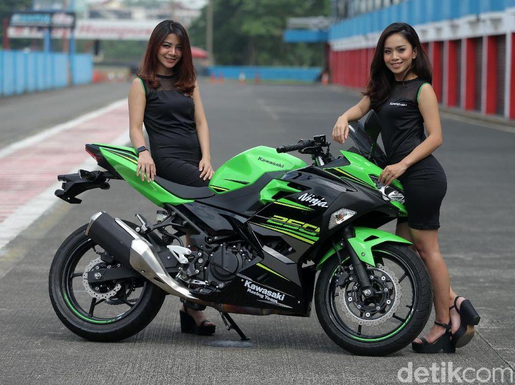 Dominasi Kawasaki Ninja di Persaingan Motor Sport 250 cc