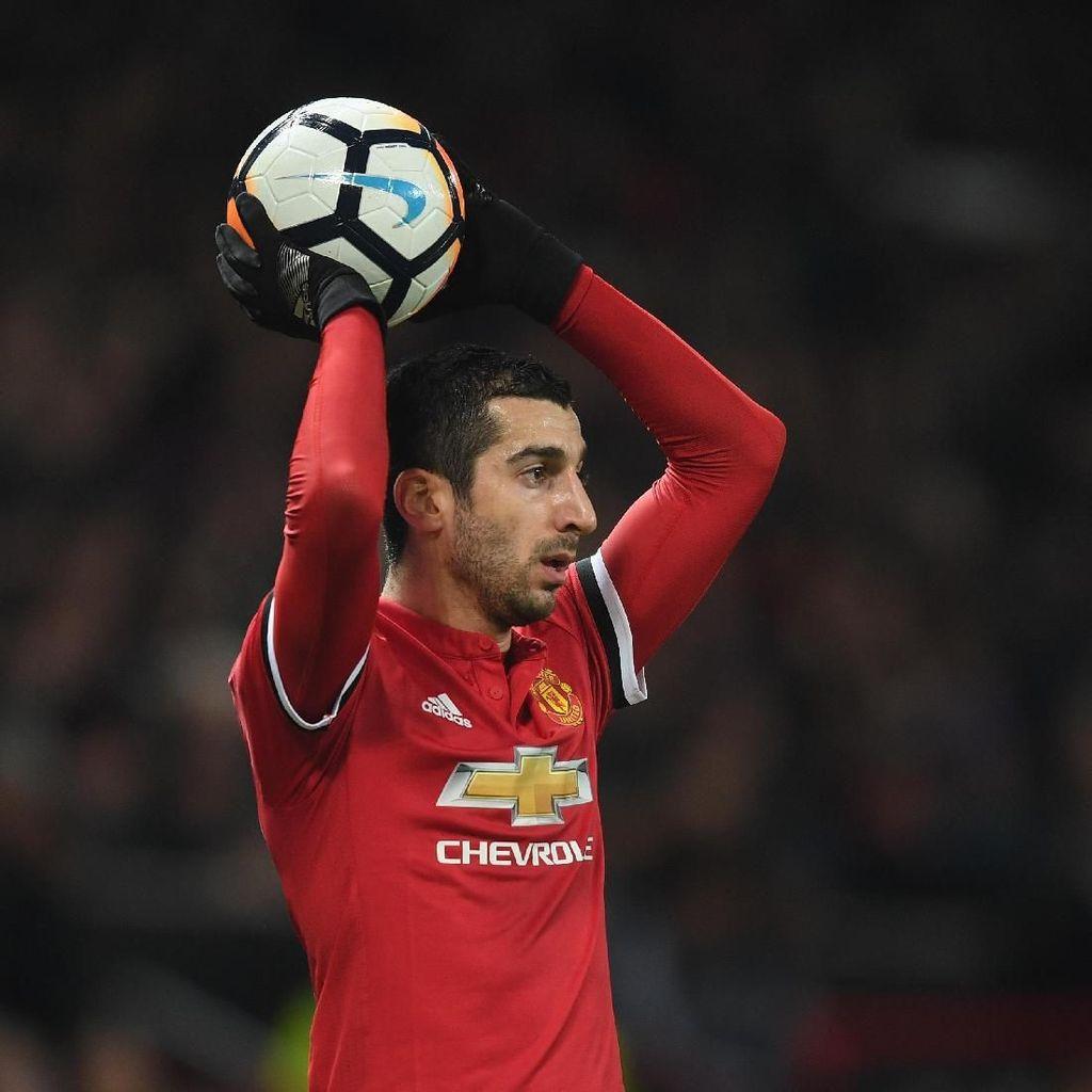 Mkhitaryan Bakal Datang, Wenger Tak Kecewa Amat Ditinggal Sanchez