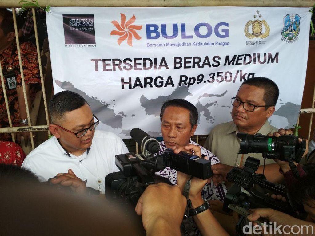 Harga Beras Terus Naik, Ini yang Dilakukan Satgas Pangan Surabaya