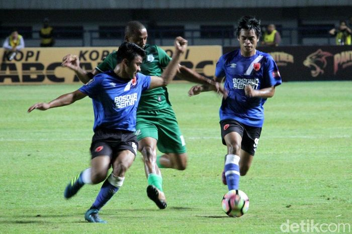Laga PSM vs PSMS menjadi partai kedua dalam Piala Presiden 2018.