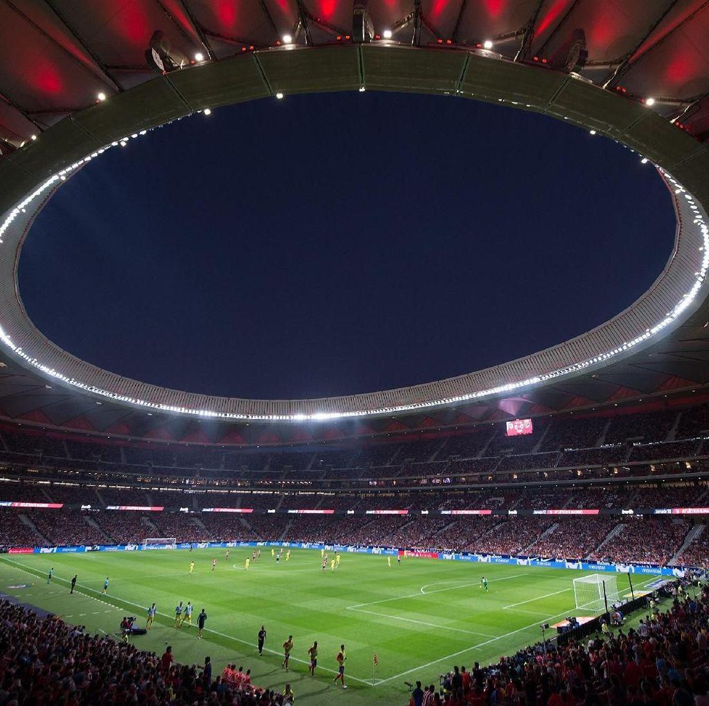 Wanda Metropolitano Jadi Tuan Rumah Final Copa del Rey
