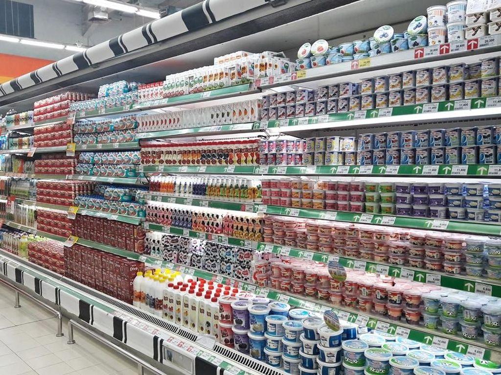 Hidup Lebih Sehat dengan Promo Yoghurt di Transmart Carrefour