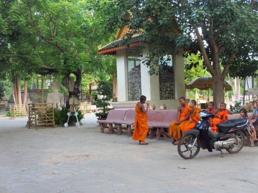 Tempat Ini Jadi Saksi Bisu Kekejaman Khmer Merah