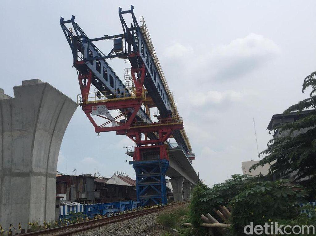 Kereta Layang Jakarta Bisa Mulai Konstruksi Akhir 2019