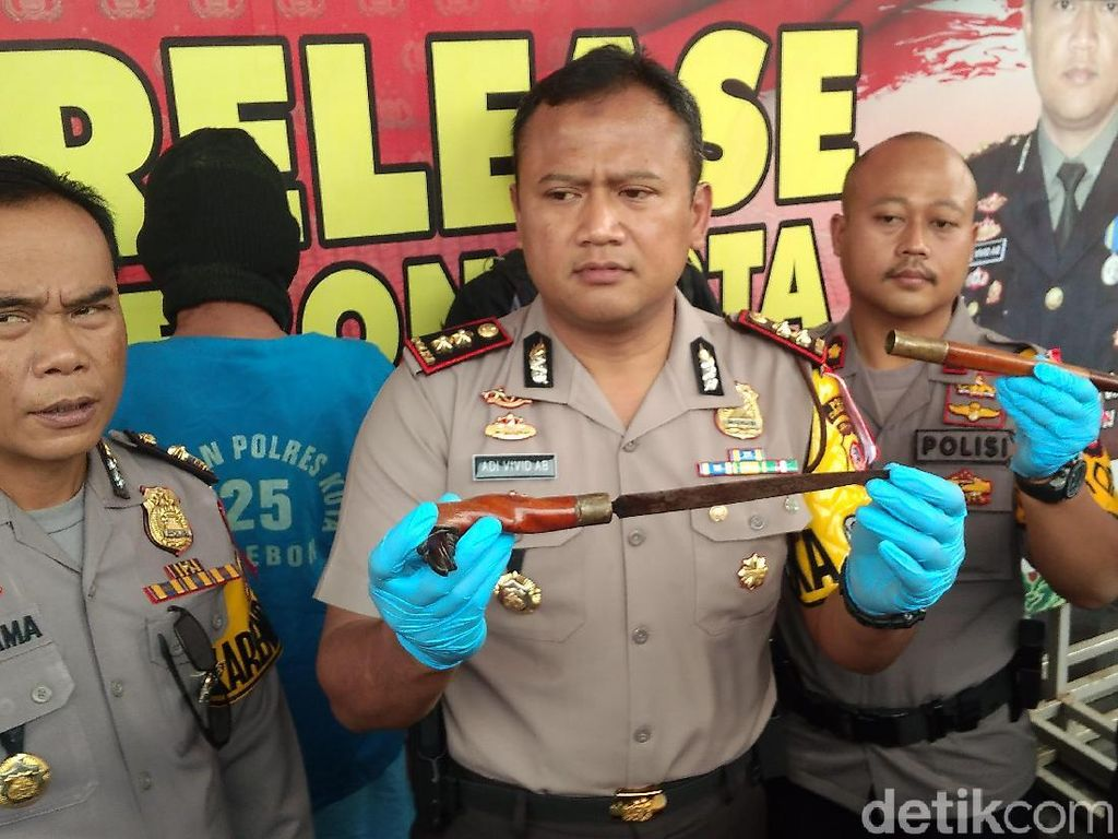 Ini Motif Ipar Bunuh Pedagang Sandal di Cirebon