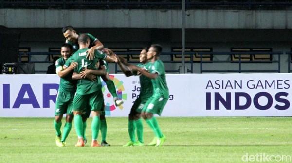 PSMS Diminta Tak Gentar Hadapi Babak 8 Besar Piala Presiden 2018