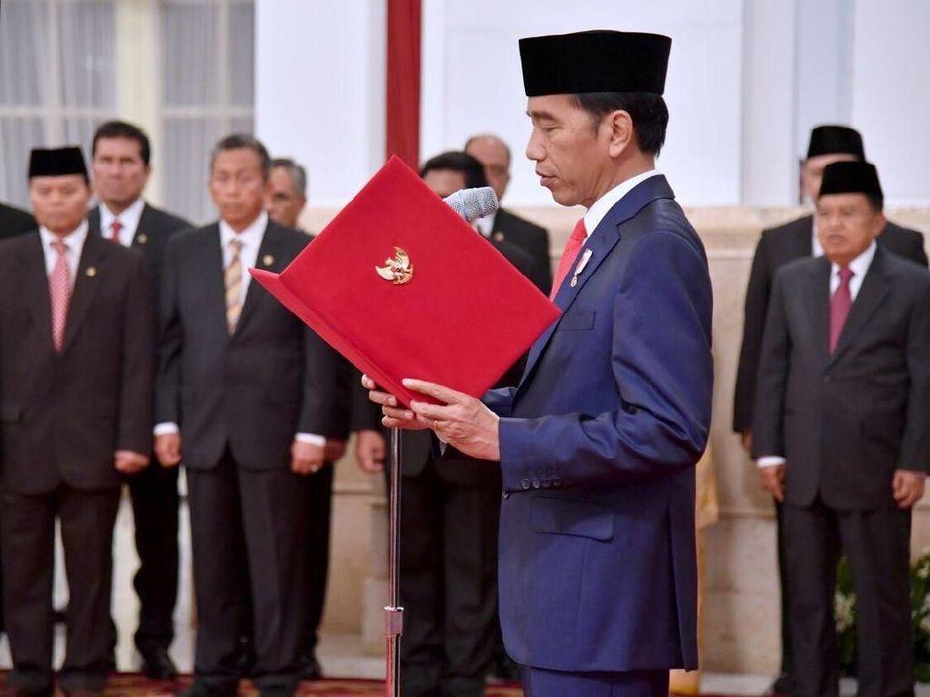 Jokowi Mau Angkat Menteri Milenial, Apa Kata Pengusaha?