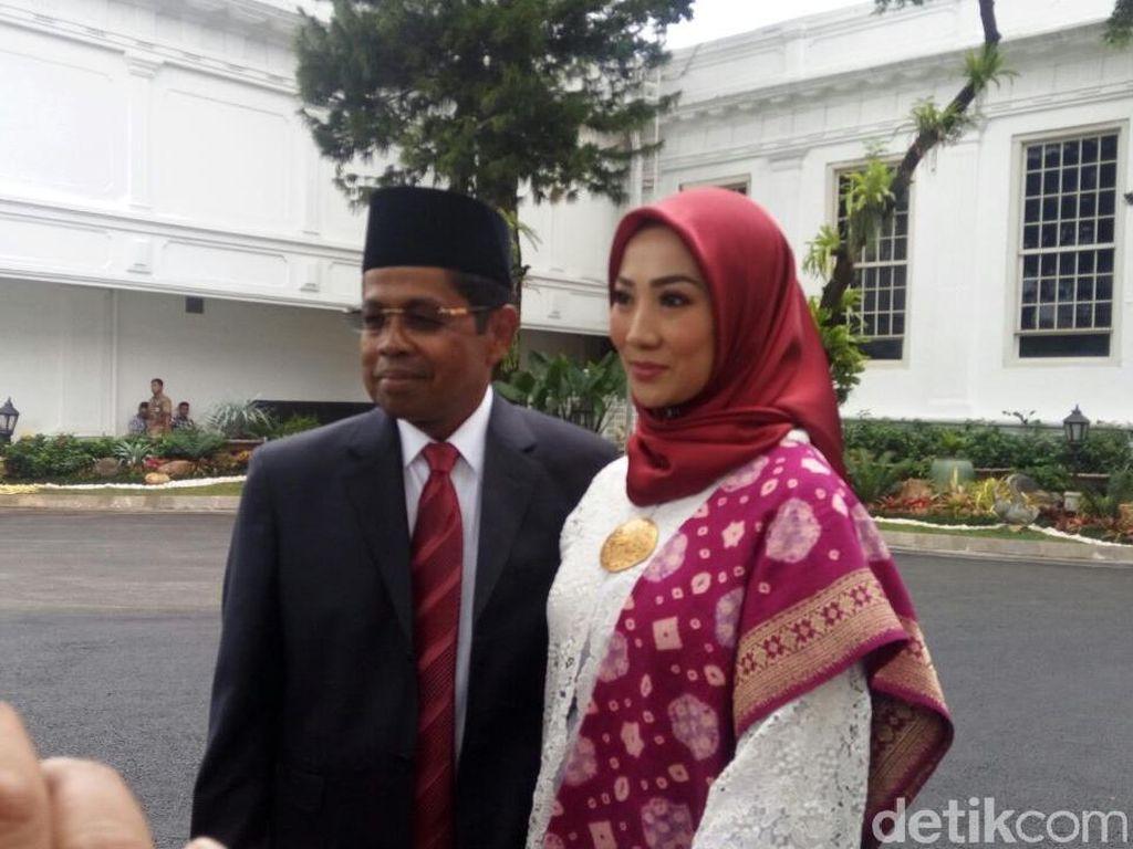Idrus Jadi Mensos, Golkar: Bisa Naikkan Elektabilitas Jokowi