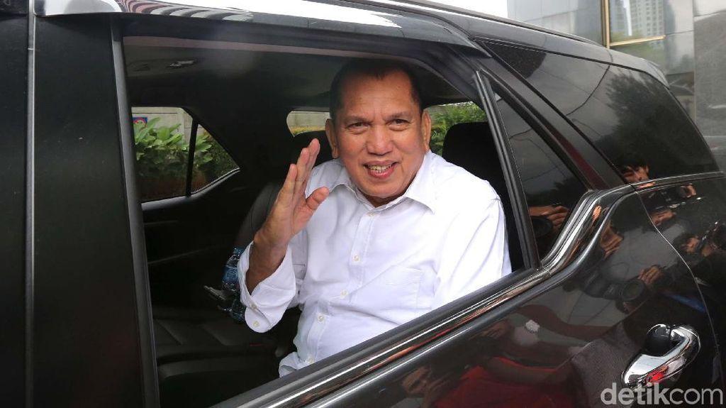 Eks Ketua Komisi II DPR Chairuman Kembali Dipanggil KPK