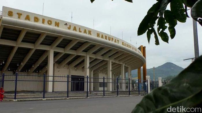 Stadion Si Jalak Harupat siap dipakai untuk Asian Games 2018 (Foto: Wisma Putra)
