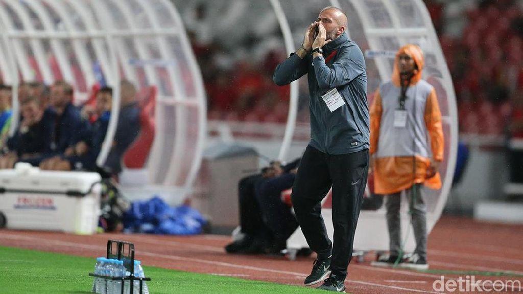 Eduardo Peres Tinggalkan Timnas U-23, Milla Ungkap Alasannya