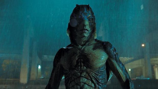 'The Shape Of Water' Dituding Plagiat