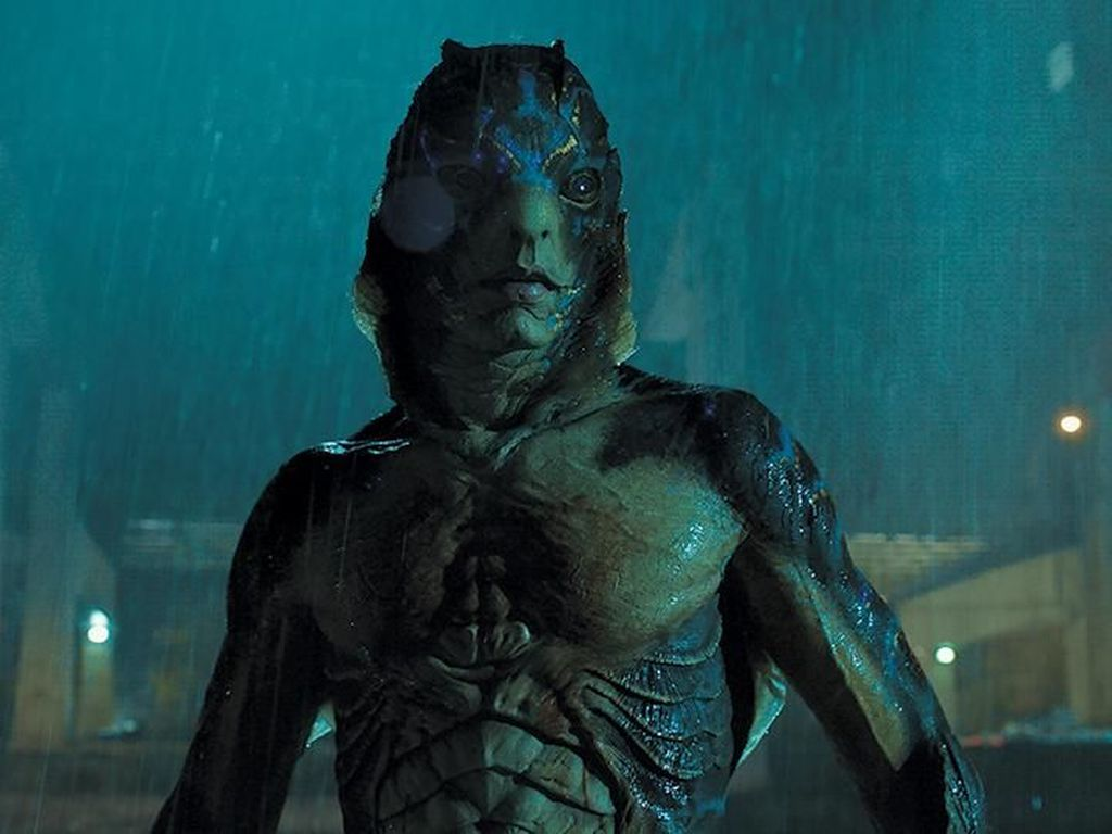 Video: The Shape of Water Raih 13 Nominasi Oscar 2018