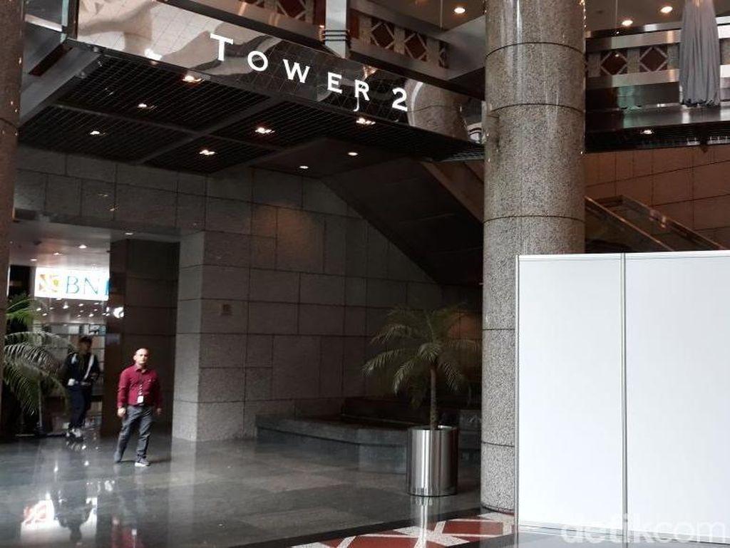 Usai Selasar Ambruk, Tower II Gedung BEI Beroperasi Terbatas