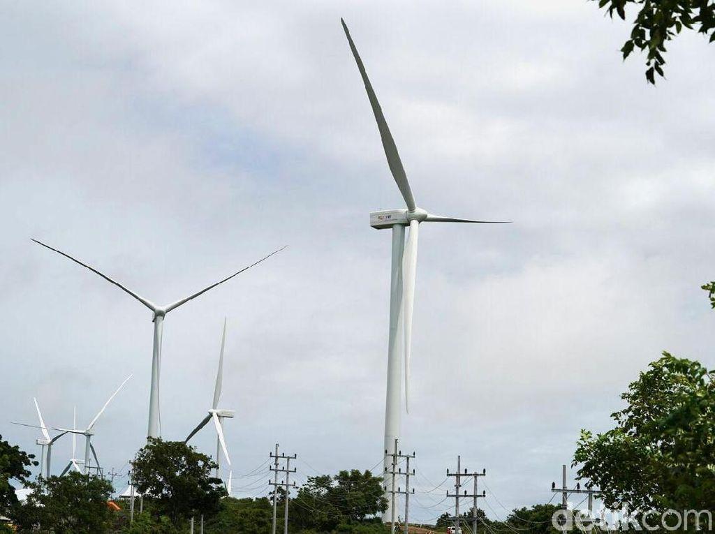 Parah! Target Energi Terbarukan 45 GW Cuma Nambah 385 MW di 2019