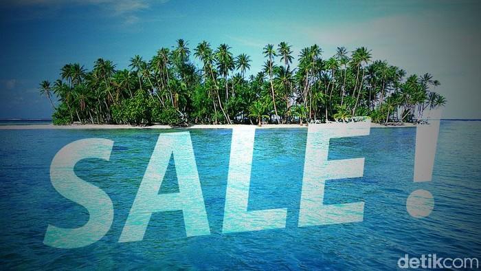 Soal Pulau Dijual Online, KKP: Tidak Boleh Dikuasai 100%