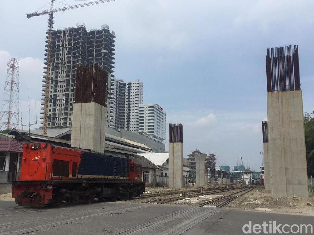 Mau Bangun Kereta Layang, Adhi Karya Butuh Rp 13 Triliun