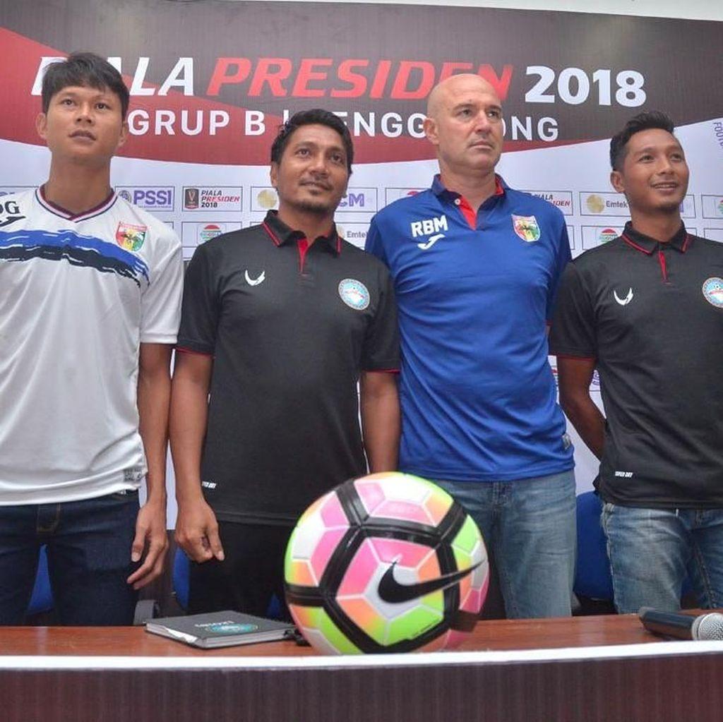 Mitra Kukar Incar Start Bagus di Piala Presiden