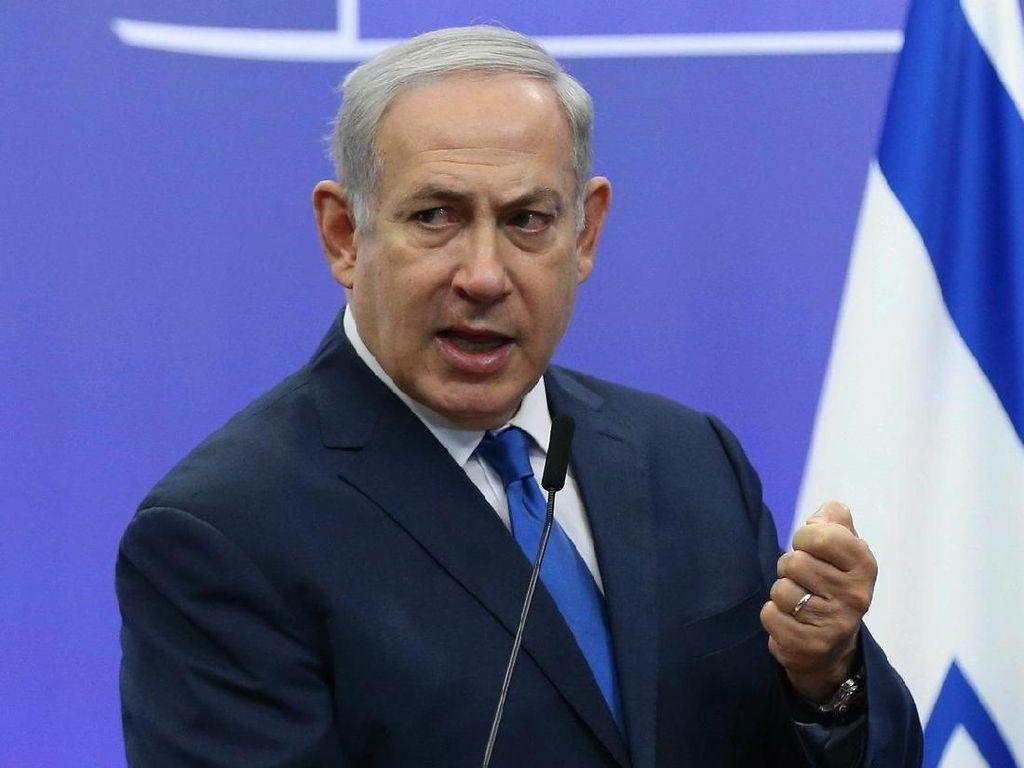 Buka Kedubes AS di Yerusalem, Netanyahu: Trump Buat Sejarah!