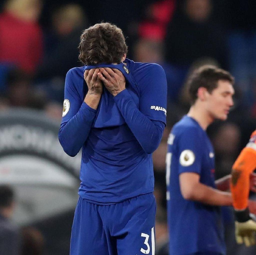 Kapan Bisa Cetak Gol dan Menang Lagi, Chelsea?
