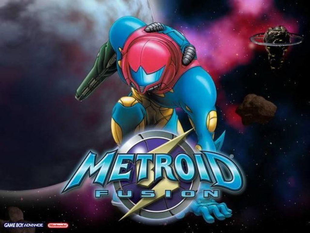 Nintendo Kemas Ulang Game Lawas Metroid