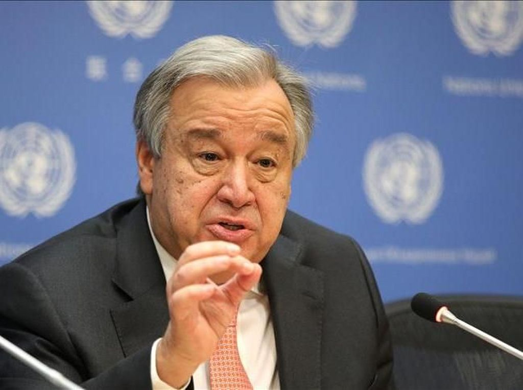 PBB: Pandemi Corona dengan Cepat Berubah Jadi Krisis HAM