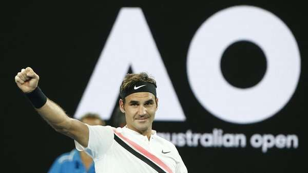 Pijak Babak Ketiga, Federer Akan Jumpa Petenis Kidal