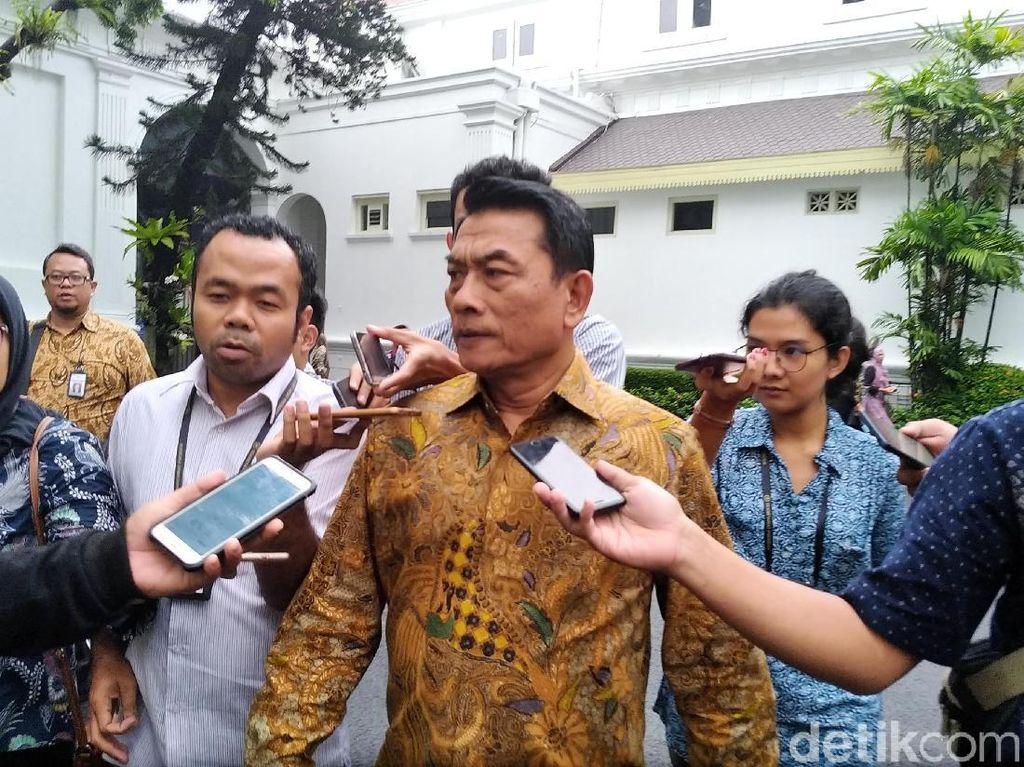 PAN Sebut Penunjukannya Bernuansa Pilpres, Moeldoko: Saya Tugas Saja