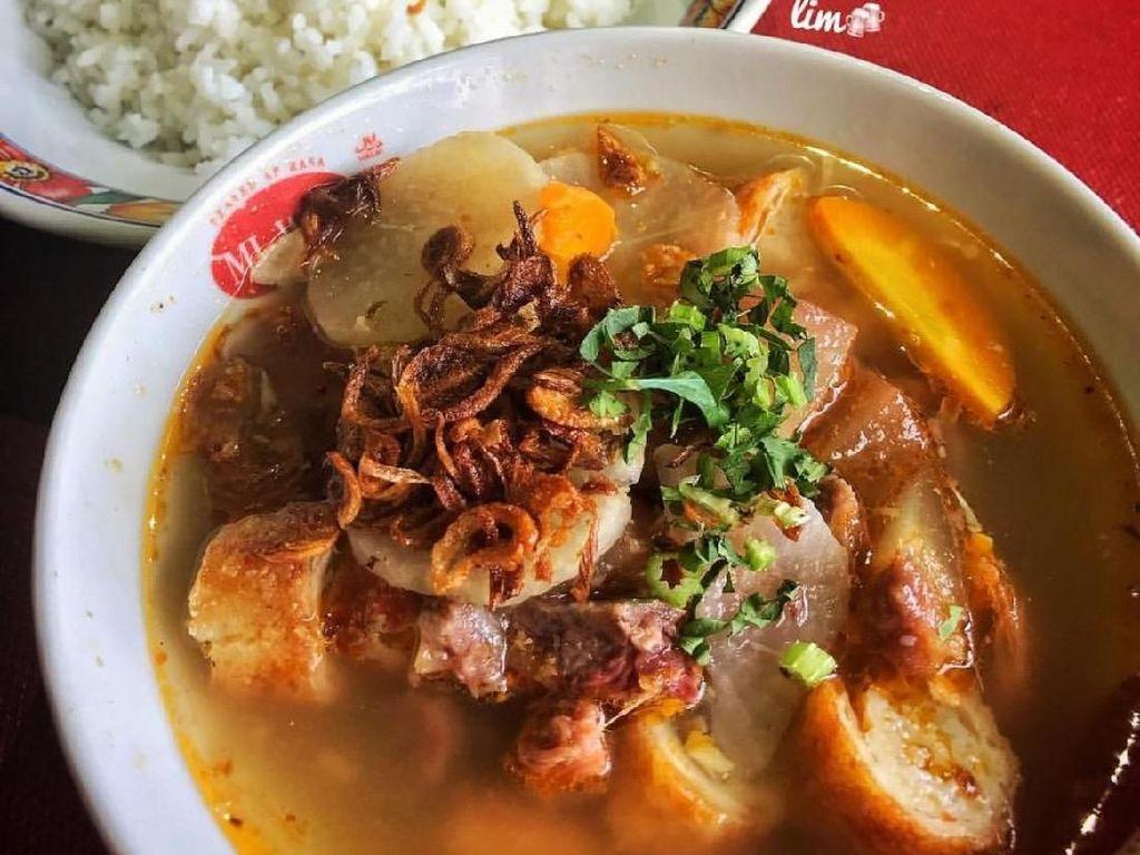 Di Kota Hujan Ada Cungkring, Nasi Oncom hingga Roti Kekinian
