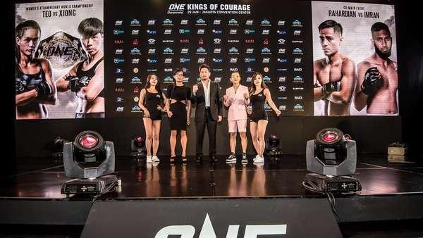Antusiasme Tinggi Sambut ONE Championship di Jakarta