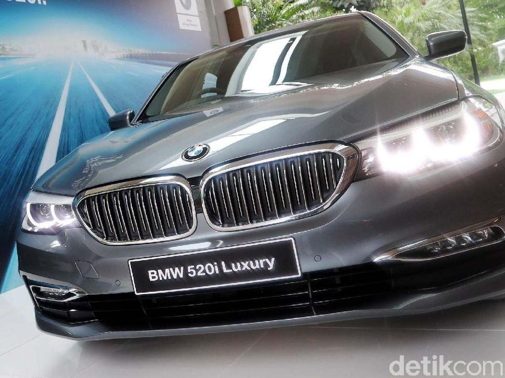 Foto: Ini Dia BMW 520i Luxury Line Buatan Indonesia
