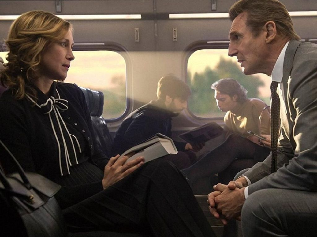 Sinopsis The Commuter Tayang di Sahur in The Movies, Dibintangi Liam Neeson