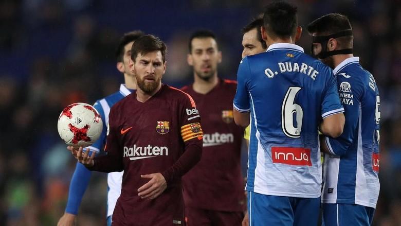 Tak Mau Beralasan, Pique Terima Kekalahan Barcelona