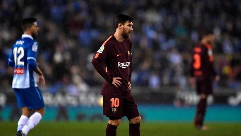 Conte Berharap Kutukan Messi Melawan Chelsea Berlanjut