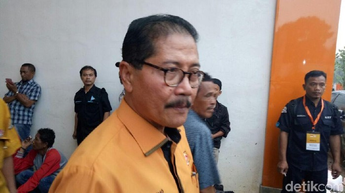 Daryatmo Ketum, Hanura Ambhara Tegaskan Dukungan ke Jokowi