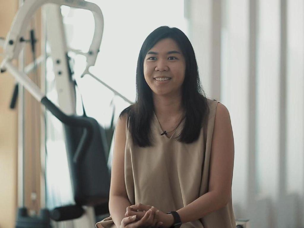 Cerita Astrid yang Dibantu dr Michael Wujudkan Resolusi Badan Ideal