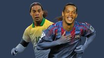 Wow, Ronaldinho akan Ikut Alex Noerdin ke Palembang