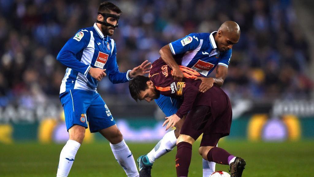Messi Gagal Penalti, Barcelona Kalah dari Espanyol