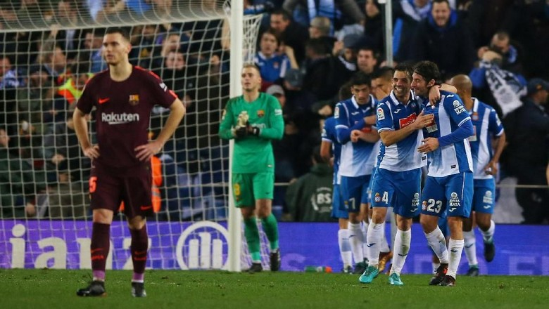 Valverde Sebut Espanyol Lebih Difavoritkan Lolos