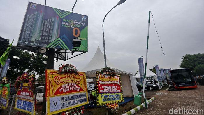 Jelang Setahun Anies Pimpin DKI, Apa Kabar Rumah DP Rp 0?