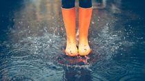 Berikut Daerah di Jateng yang Diprediksi Hujan Sedang-Lebat Hari Ini