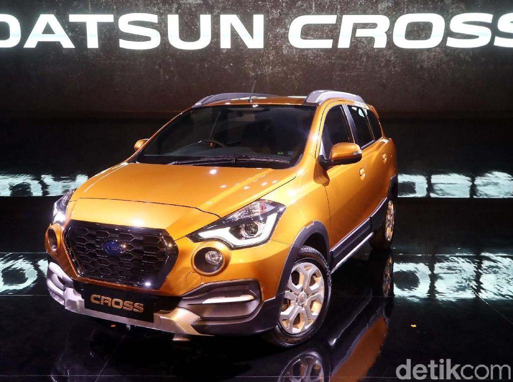 Penjualan Datsun Cross Anjlok, Datsun Anggap Wajar