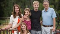 Bill Gates Cerai, Anak-anaknya Cuma Dapat Sedikit Harta