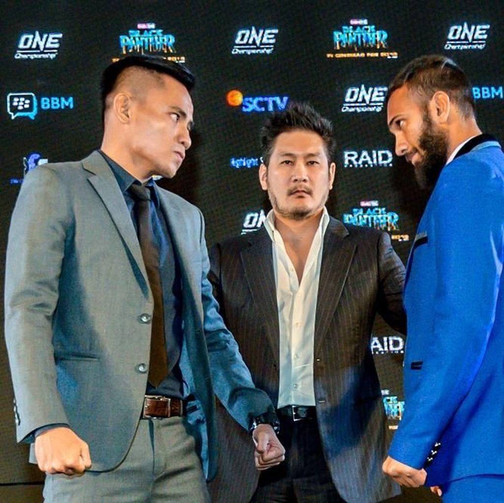 ONE Championship Seri Jakarta Bisa Diikuti via Twitter