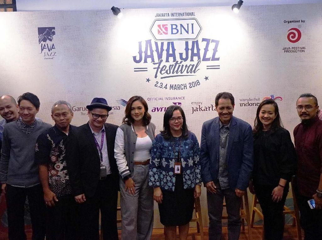 Ini Daftar Kolaborasi Musisi di Java Jazz Festival 2018